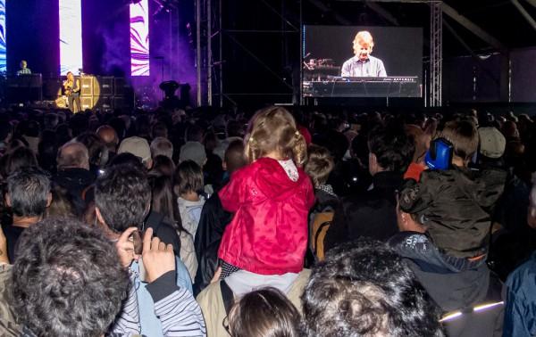 Stade des Burgondes Saint-Julien-en-Genevois (Festival Guitare en Scène): Deep Purple und ihre Fans