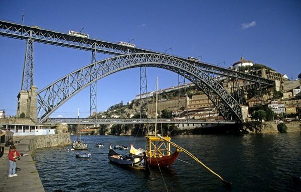 Ponte de Dom Luis I Porto / Vila Nova de Gaia 1992