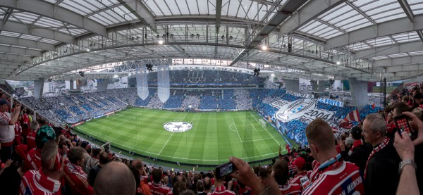 Estádio do Dragão Porto: Champions League-Viertelfinalhinspiel FC Porto - FC Bayern München
