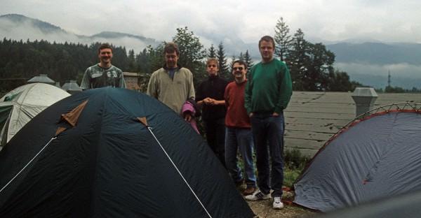 Campingplatz Tennsee