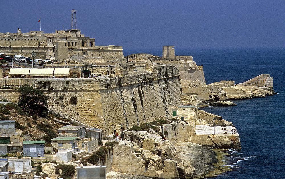 Fort St. Elmo in Valletta