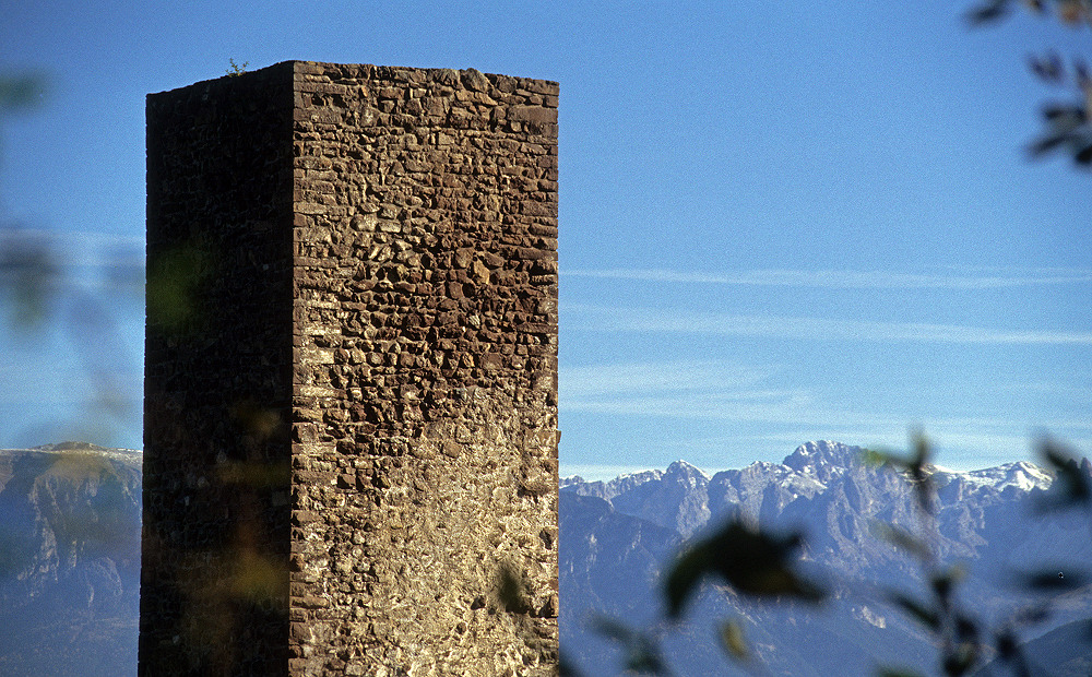 Kreideturm bei Eppan
