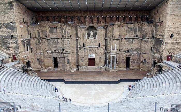 Antikes Theater von Orange