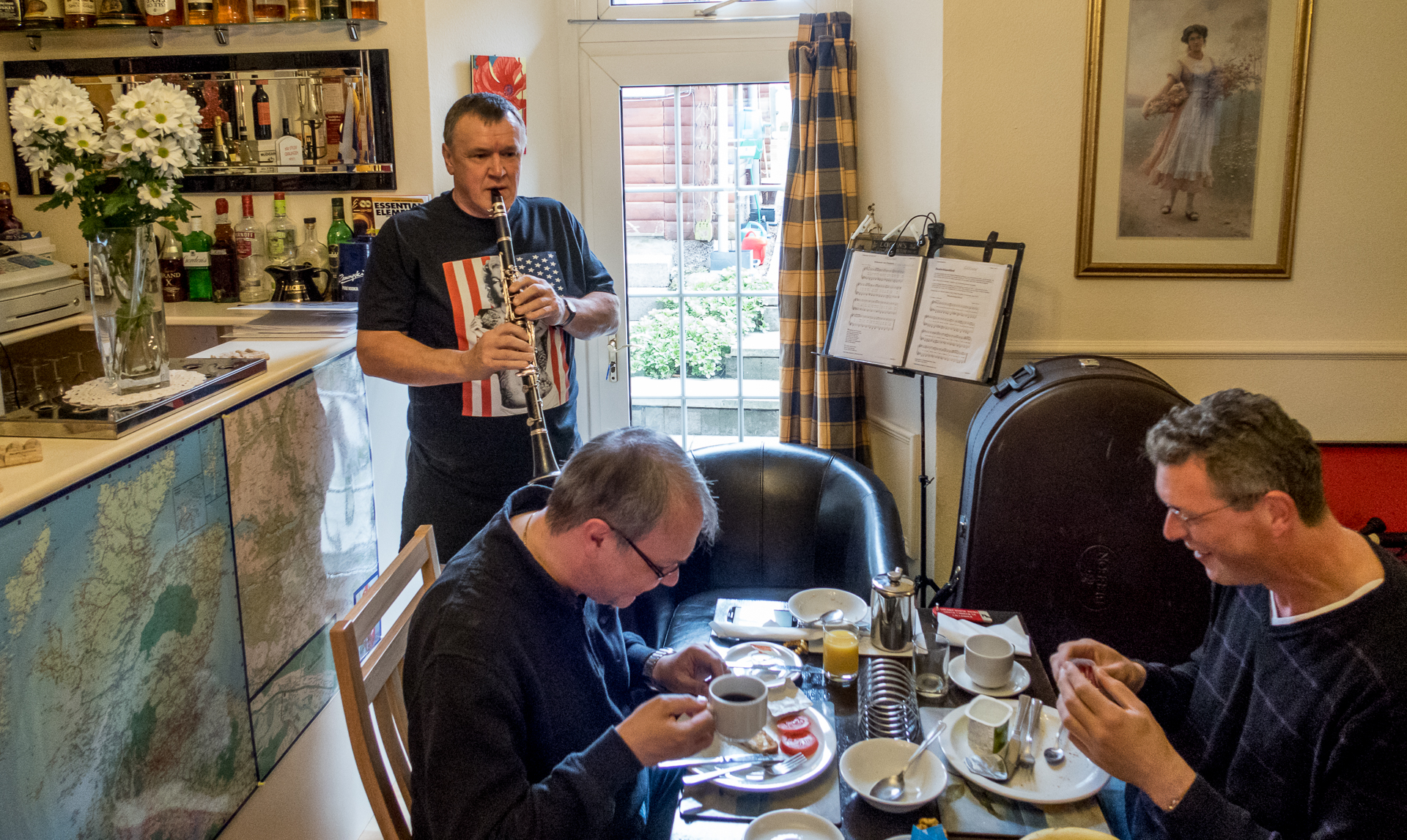 The Highland Guest House Callander
