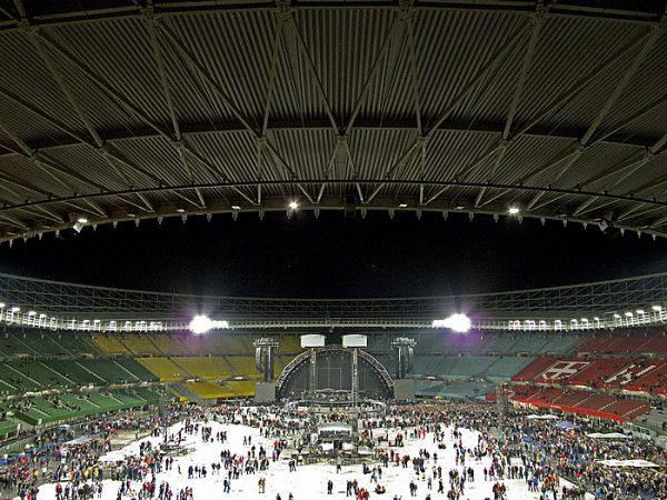 Ernst-Happel-Stadion Wien: Nach dem Bon Jovi-Konzert