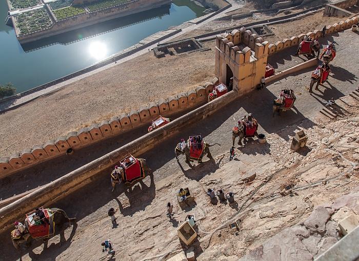 Fort Amber, Jaipur, Rajasthan