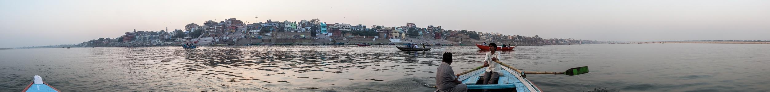 Ganges, Varanasi, Uttar Pradesh