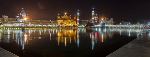 Goldener Tempel, Amritsar, Punjab