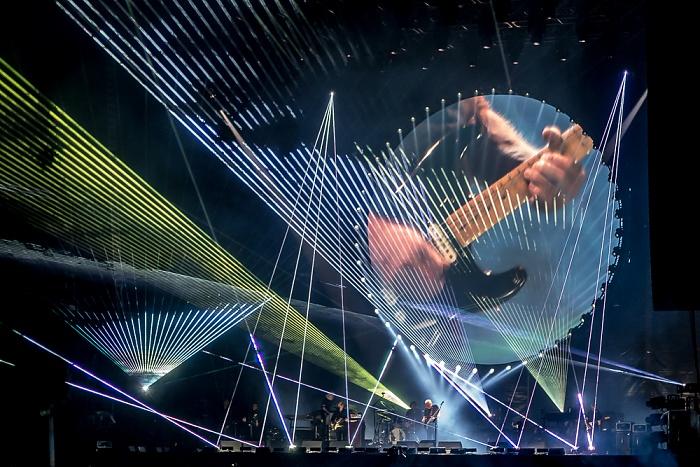 Saline Royale d'Arc-et-Senans: David Gilmour - Comfortably Numb