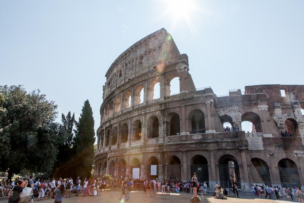Das Kolosseum - Wie es wirklich aussieht
