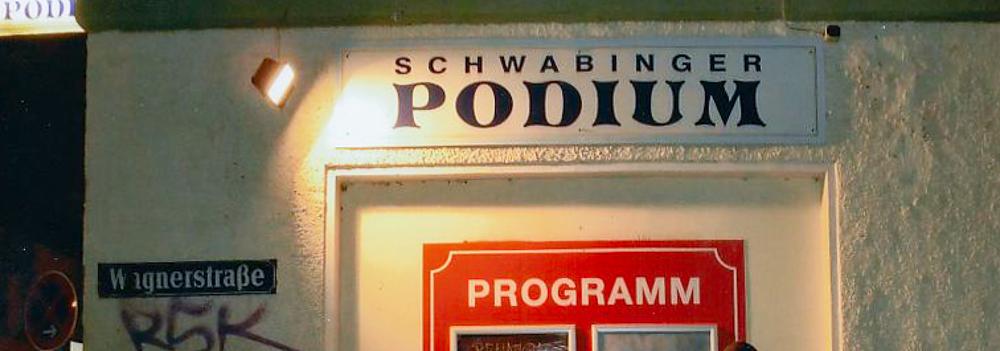 Schwabinger Podium