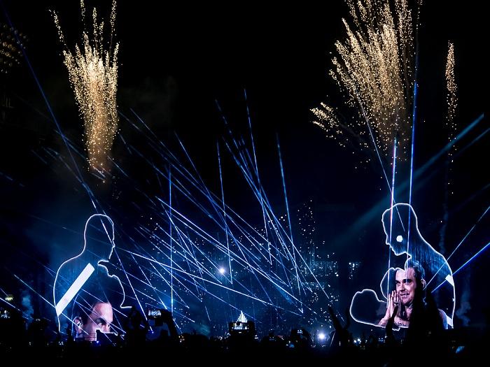 Olympiastadion München: Robbie Williams